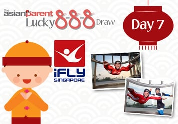 Lucky 8-8-8 Draw 7: Win iFly vouchers worth $396!