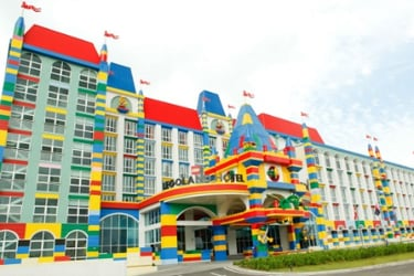 Our holiday experience at LEGOLAND Hotel!
