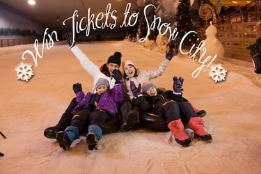 Win tickets to Snow City for the whole family!