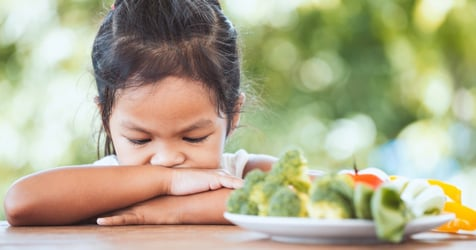 Can Probiotics Help a Picky Eater?