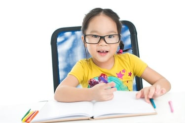 How to incorporate homework fun into your kid's study time