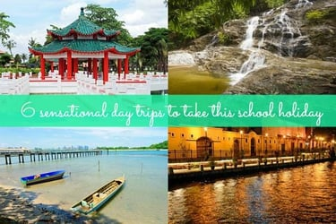 6 Sensational Day Trips To Take This School Holidays