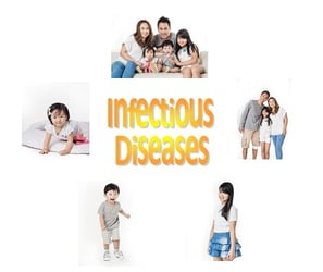 All you need to know about infectious diseases in kids – and how to prevent them