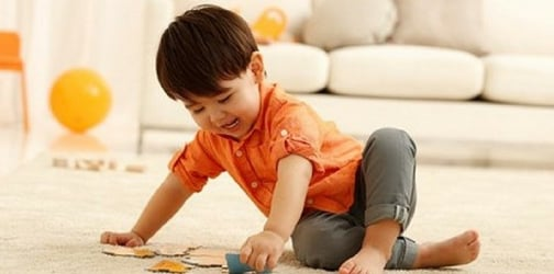 A healthy child learns more with prebiotics