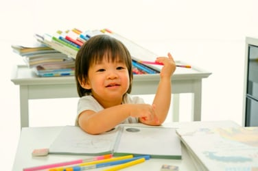 How to Teach Your Child to Write the Alphabet