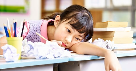 Stress and Burnout in Children – Recognising the Signs and Coping Strategies