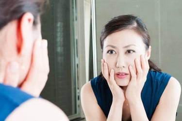 Does your skin look visibly older since you've had a baby? We've got a solution for you!