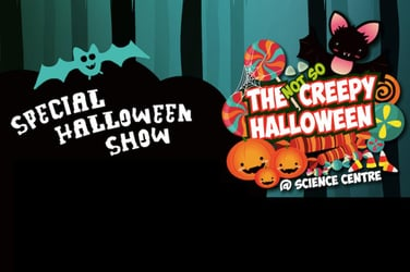 WIN tickets to Halloween Night At Science Centre Singapore!