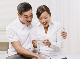 """""""Am I really pregnant?"""": How to find out for sure if you'll soon be holding your bundle of joy"""