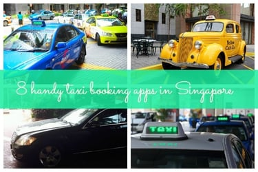 6 Handy Taxi Booking Apps In Singapore You Need To Know About