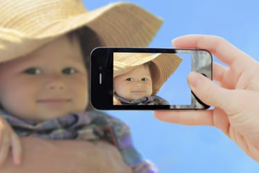 Review of Loope - a great app to sort your kid's photos