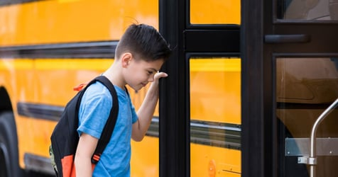 Is Your Kid Ready To Take The Bus Unsupervised?
