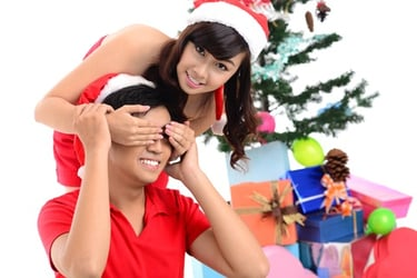 Christmas Gifts for Your Spouse that Money Can't Buy