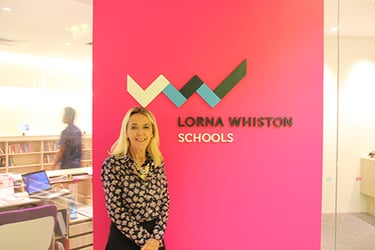 A new look for Lorna Whiston School at United Square