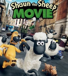 Win Shaun the Sheep movie preview tickets & book set!