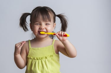 Ask the expert about dental problems in children