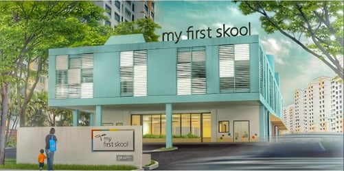 My First Skool's newest pre-schools are purpose-built for your little ones