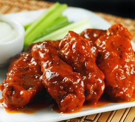 Try this mouth-watering recipe for buffalo wings!