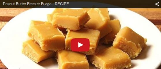 You just need 5 ingredients to make peanut butter fudge!