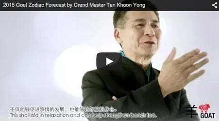 Must watch! Fengshui predictions for your zodiac in 2015