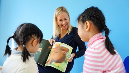 Lorna Whiston School - a leader in English language education for students of all ages