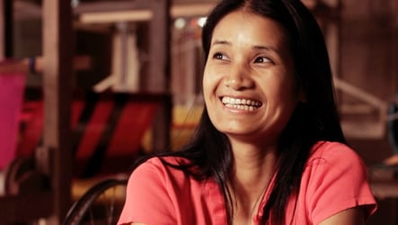 An inspiring story of a rural Asian mum - Find out how you can help!