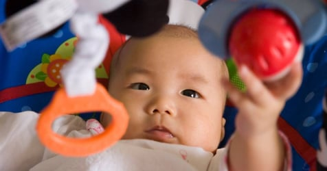 Do You Know Baby's Hand Skills Are Related To Confidence?