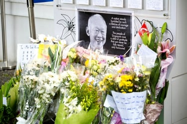Funeral etiquette and safety tips for families attending Lee Kuan Yew's State Funeral Procession and Service