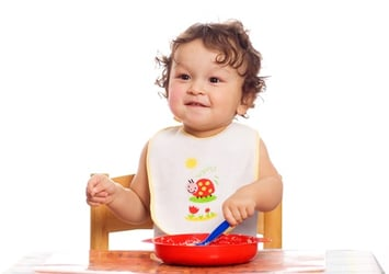 The secret to providing your child with proper nutrition