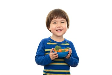 Why is a healthy gut important for your child's growth and development?