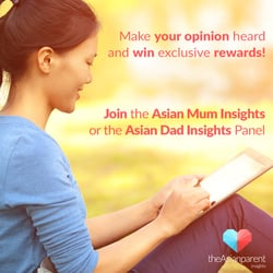 The Asian Mum Insights Panel: Insights by mums for mums