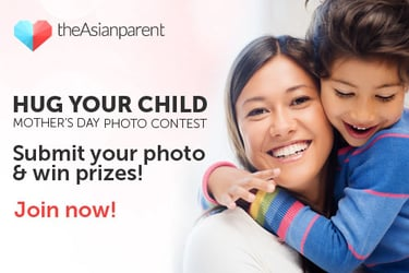 Submit a photo of your child hugging you and win a photography package worth up to $550 each!