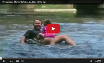 17 of the best dad moments in one video