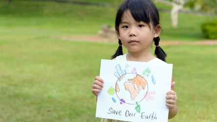 Eco Action Day: How parents and kids can do their part to go green
