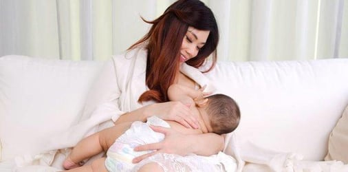 The Woes And Wins Of Breastfeeding: The Story Of A Mum Of 2