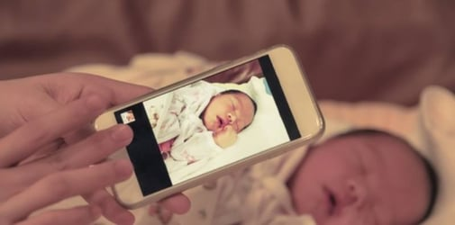 Can A Camera Flash Blind My Baby? Here's What Parents Should Look Out For