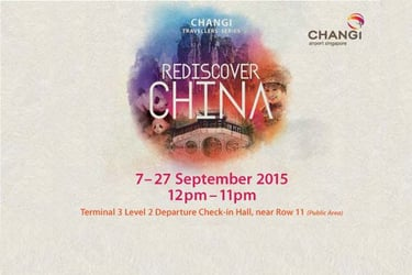 Rediscover the wonders of China at Changi Airport