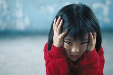 Anxiety Attacks In Children: Is Your Child At Risk?