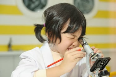 Ignite your child's passion for science