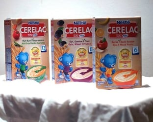 How to win at weaning: why these mums love CERELAC® + their creative recipes!