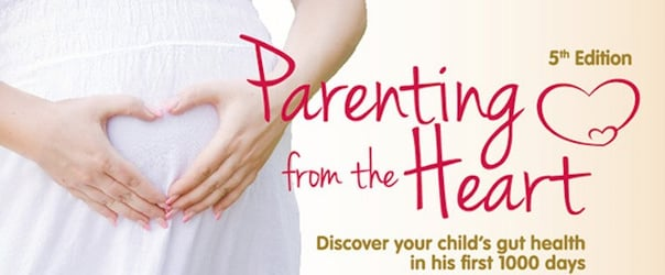 WIN tickets to 'Parenting From The Heart' Seminar - 3rd October 2015