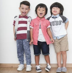 Encourage your child's self-expression through style