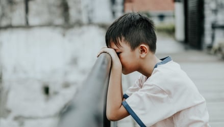 Is It Just Exam Time Stress, Or Is Your Child Depressed?