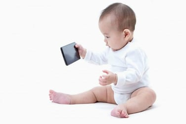 Experts now give the green light for children and screen time