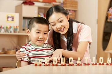 How to choose the right childcare centre