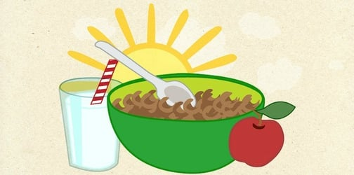 Start your child's day right with hearty whole grains