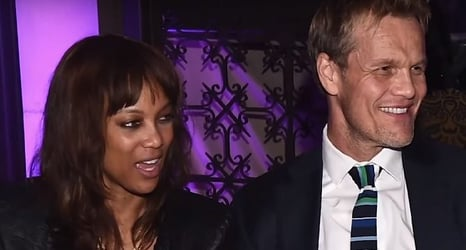 Tyra Banks opens up about her struggle to become a mum