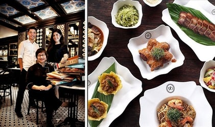 """Local celebrity chef Violet Oon: """"Food is in our cultural DNA!"""""""