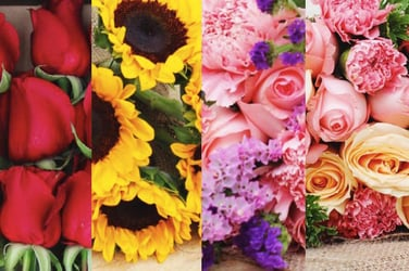 Get farm fresh blooms today from A Better Florist!