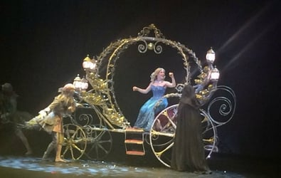 Tears, laughter and lots of foot tapping at Cinderella - A Fairly True Story